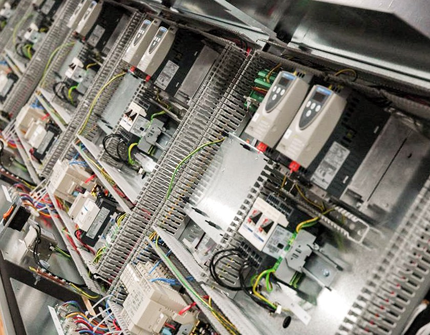 Industrial Control Systems | Meritek EMS