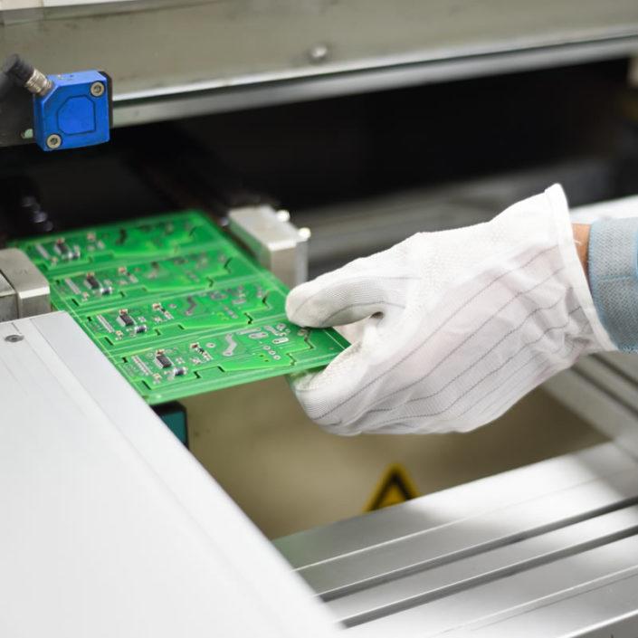 PCBA Manufacturing   Meritek EMS